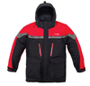 ICE ARMOR EXTREME PARKA - BLACK-RED-GREY (2018)