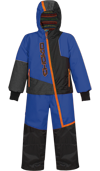 CHOKO Youth PILOT 1-PIECE SNOWMOBILE SUIT (2018) - Royal Blue