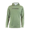 BLACKFISH ECLIPSE UPF LIGHTWEIGHT HOODY - MOSS GREEN (2018)