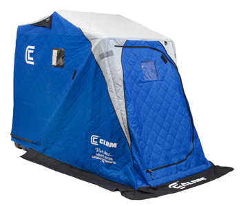 Clam Legend XL Thermal 1 Man Flip-Over Shelter