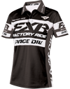 FXR Women's RACE DIVISION POLO SHIRT (2019)