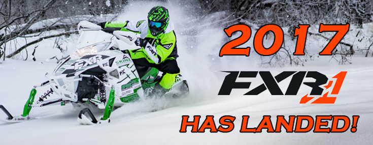 Quality FXR Snowmobile Gear