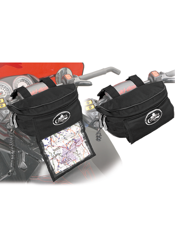 Choko Deluxe Handlebar Pouch W Map Packet