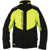 MOTORFIST Youth GROM JACKET (2019) - Black-Hi Vis