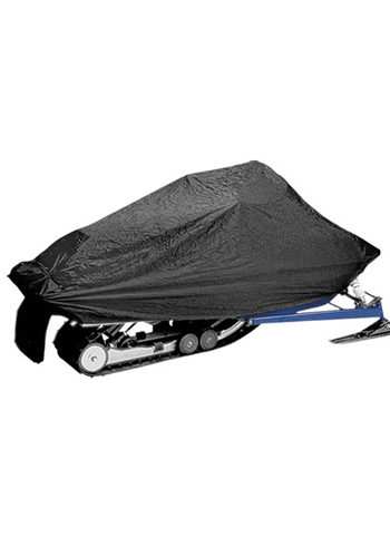 CHOKO SNOWMOBILE COVER (NOT FOR TRAILERING) (2018) - Black