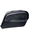 CASTLE SKINNED SERIES JUMBO KICKBACK SADDLEBAGS