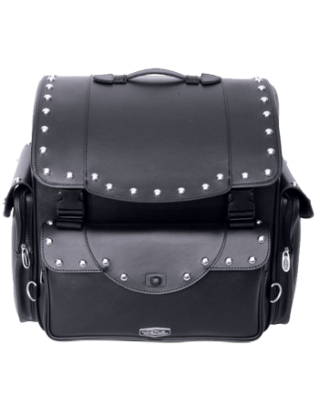 CASTLE PRIMARY LARGE STUDDED TAIL PACK