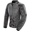 JOE ROCKET LADIES RADAR LEATHER MESH JACKET