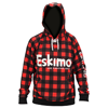 Eskimo Buffalo Plaid Performance Hoodie