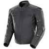 JOE ROCKET HUPERDRIVE NON PERFORATED LEATHER JACKET