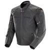 JOE ROCKET HYPERDRIVE PERFORATED LEATHER JACKET