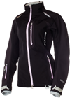 KLIM Women's ALPINE PARKA - Black-White