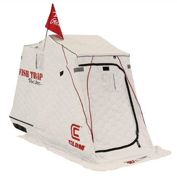 Clam Scout XL Thermal 40th Anniversary - Flip Over Shelter