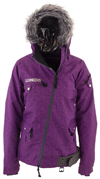 SLEDNECKS Women's PRIMA DONNA JACKET