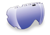 509 AVIATOR Goggle LENSES (2016) - Blue Mirror / Blue Tint