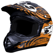 509 Evolution Helmet - Orange
