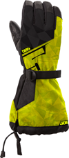 509 BACKCOUNTRY GLOVES (2018) - Lime