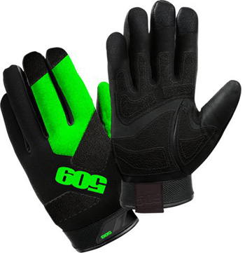 509 FACTOR GLOVE (2017) - Lime