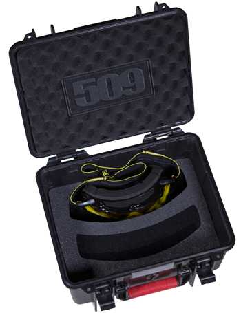 509 BOMBER DUAL GOGGLE CASE (2018) - Open