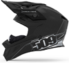 509 ALTITUDE CARBON FIBER HELMET - GLOSS BLACK