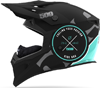 509 TACTICAL HELMET - BLACK TEAL (2019)