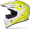 509 TACTICAL HELMET - LIME MATTE