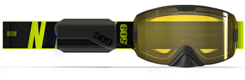 509 KINGPIN IGNITE HEATED GOGGLE (2018) - Hi-Vis Black