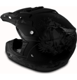 509 Evolution Helmet - Matte Black - Side View