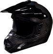 509 YOUTH CARBON FIBER HELMET - GLOSS BLACK