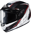 HJC CS-R2 INJECTOR HELMET w/DUAL LENS SHIELD (2015)