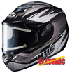 HJC CS-R2 SAWTOOTH HELMET w/ELECTRIC DUAL LENS SHIELD (2015)