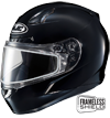 HJC CL-17 HELMET w/DUAL LENS SHIELD (2016)