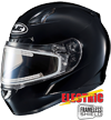 HJC CL-17 HELMET w/ELECTRIC DUAL LENS SHIELD (2015)