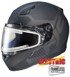 HJC CL-17 MISSION HELMET w/ELECTRIC DUAL LENS SHIELD (2015)