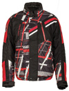 CHOKO HOT RIDER HR7 STATIC PRINT JACKET