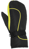CHOKO Youth PROMO NYLON MITTS (2018) - Safety Lime