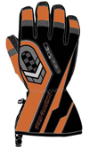 CHOKO PRO-RACING LEATHER GLOVES (2018)