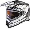 Gmax AT-21S Epic Adventure Dual Sport Helmet w/ Electric Shield