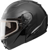 GMAX GM64S MODULAR HELMET w/ELECTRIC SHIELD (2017)