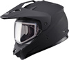 GMAX GM11S SNOW SPORT HELMET w/DUAL LENS SHIELD (2018)