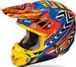 FLY KINETIC PRO  - YOUTH HELMET