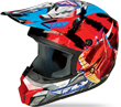 FLY KINETIC FLY BOT - YOUTH HELMET (2014)