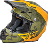 FLY F2 CARBON PURE CAMO HELMET