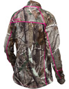 CASTLE X Women's FUSION MID-LAYER REALTREE® JACKET - Back View