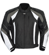CORTECH VRX JACKET - Black-Gun-White