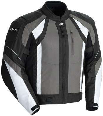 CORTECH VRX JACKET - Gun-Black-White