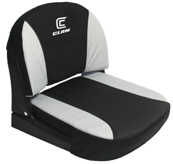 Clam Deluxe Seat Covers