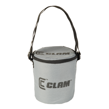 CLAM BAIT BUCKET W/ INSULATED CARRY CASE  6 gallons (2019)
