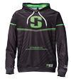 STRIKER ICE RIOT HOODY - GREEN (2019)