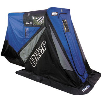 OTTER XT HIDEOUT 1-PERSON INSULATED ICE SHELTER (2019)